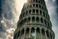 Der Pisa Turm – schief und symbolhaft