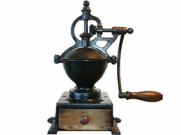 Vintage-Espresso-Mühle