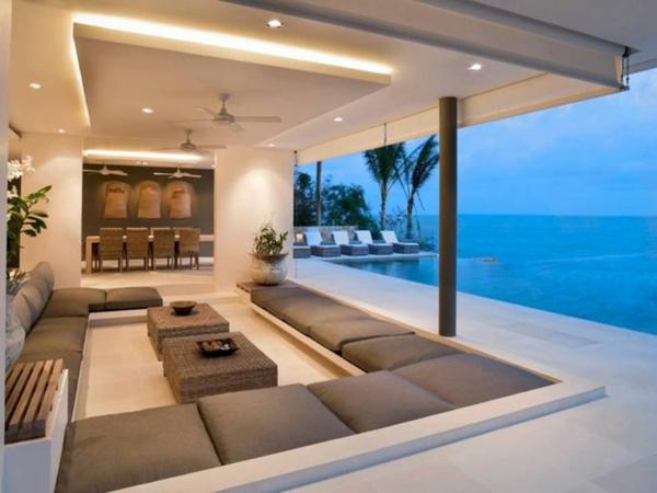 Wohnzimmer-braun-Meeransicht