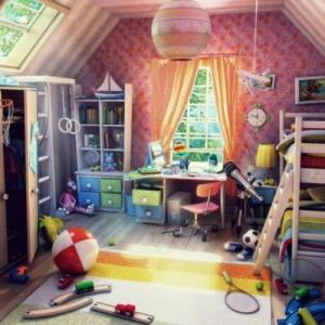 Kinderzimmer gestalten: Was gilt es zu beachten?