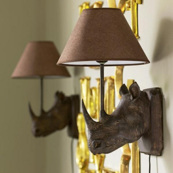 ausgefallene-lampen-coole-braune-farben - super tolles aussehen
