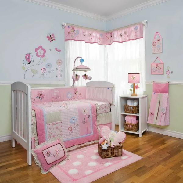baby-bettwäsche-rosa-bettwäsche-kinder-bettwäsche-schöne-bettwäsche-baby-bettwäsche-set