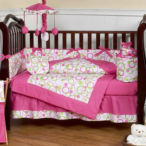 babyzimmer-baby-bettwäsche-rosa-bettwäsche-kinder-bettwäsche-schöne-bettwäsche-baby-bettwäsche-set