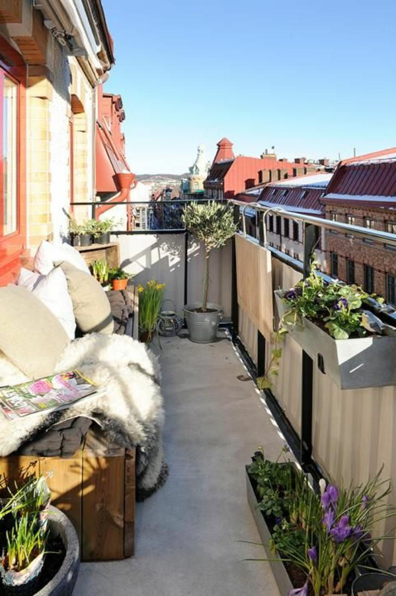 Schone balkon und terrasse gestaltung akzente