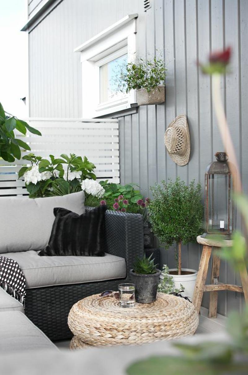 balkon bepflanzen 60 originelle ideen. Black Bedroom Furniture Sets. Home Design Ideas