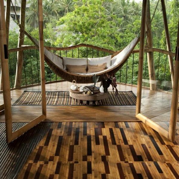 bambus balkon vs bambus terrasse super gestaltungen