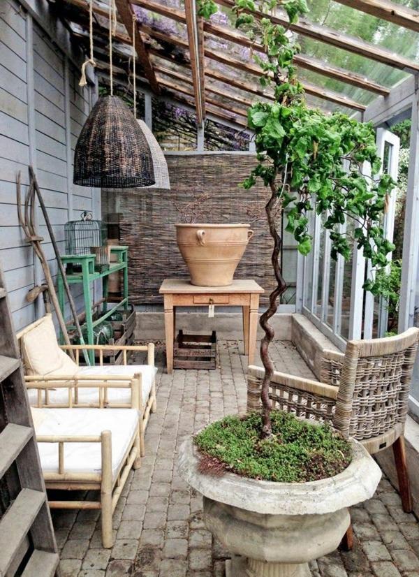 bambus-balkon-wunderschöne-ausstattung