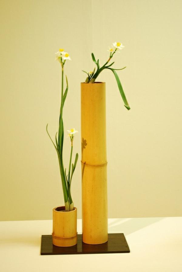 bambus vase 26 tolle bilder zum inspirieren. Black Bedroom Furniture Sets. Home Design Ideas