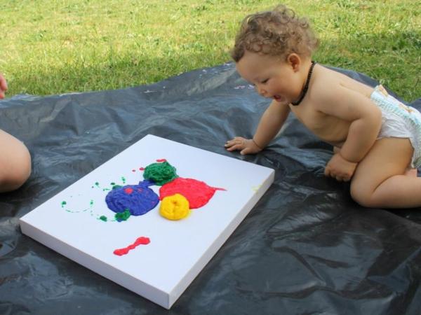 54 kluge ideen für basteln mit kindern im sommer! - archzine, Garten und erstellen