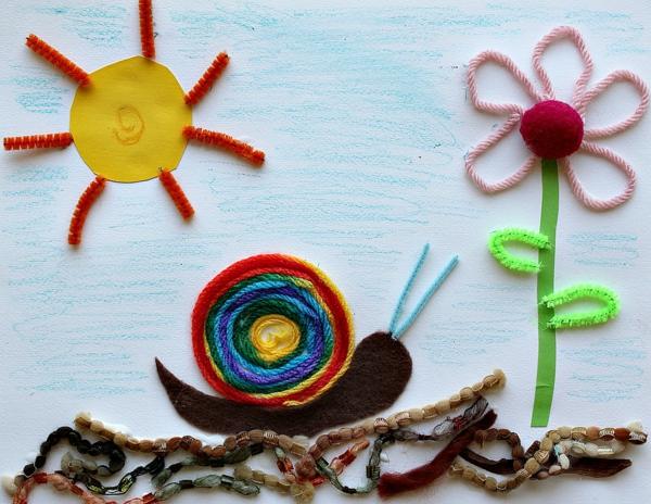 54 Kluge Ideen Für Basteln Mit Kindern Im Sommer