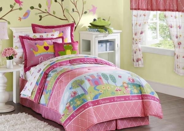 bettwäsche-rosa-bettwäsche-kinder-bettwäsche-schöne-bettwäsche-bettwäsche-set Bettwäsche in Rosa