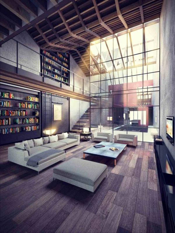 bodentiefe-fenster-modernes-luxuriöses-wohnzimmer