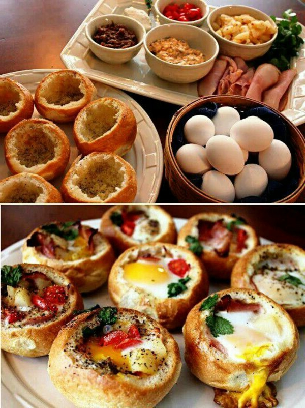 brötchen-mit-eiern-und-käse