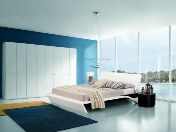schlafzimmer einrichten - 55 wunderschöne vorschläge! - archzine, Wohnideen design
