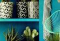 41 Vorschläge für Dekoration in türkis Farbe
