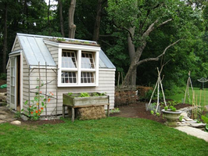 einfaches-Gartenhaus-Fenster