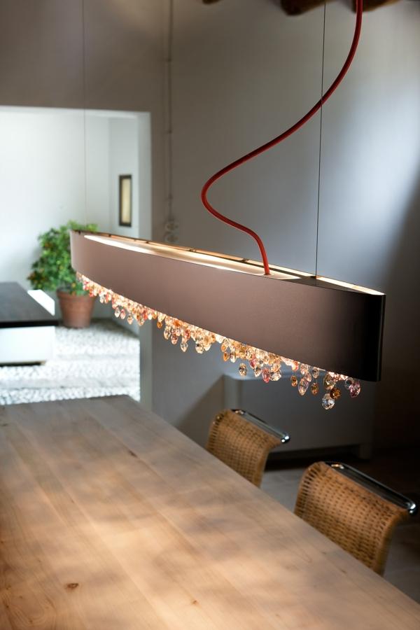 einmaliges-design-von-lampe - leuchtobjekten