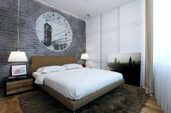 Männer schlafzimmer einrichten ~ modernes schlafzimmer schlafzimmer ...