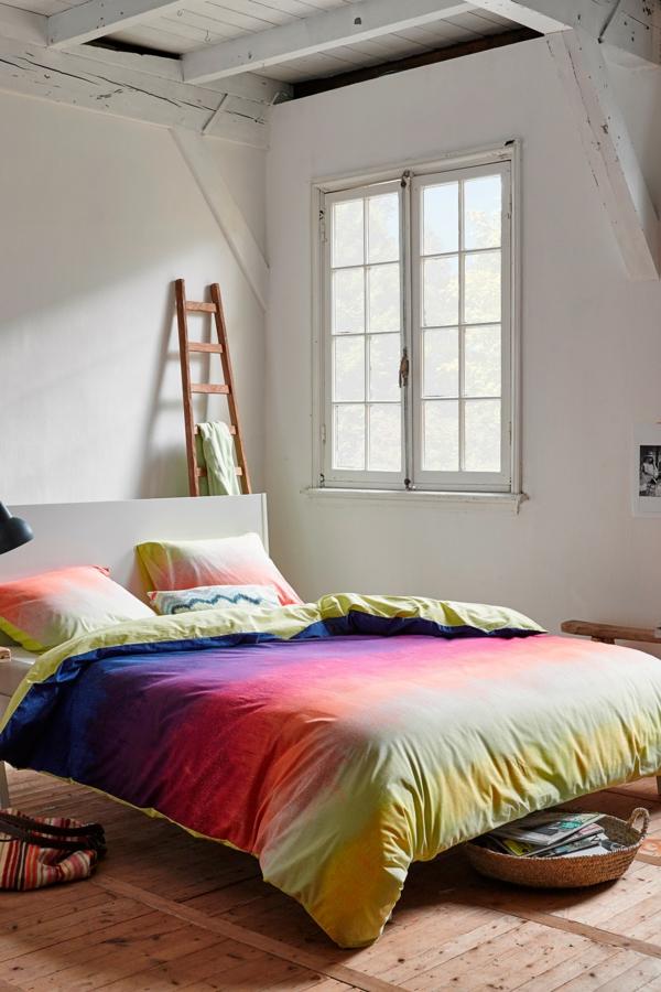 einrichtungsideen-schlafzimmer-inspiration- schlafzimmer-gestalten-schöne-bettwäsche-