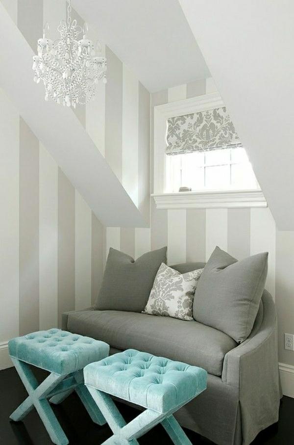 elegante-schöne-tapeten-grau-weiß