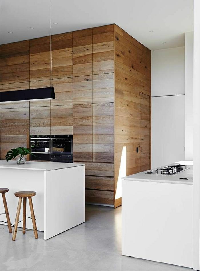 Wandverkleidung aus holz 95 fantastische design ideen - Esszimmer einrichtung aktuell design ...