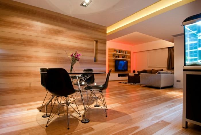 Wandverkleidung Aus Holz U2013 95 Fantastische Design Ideen | Wandgestaltung ...