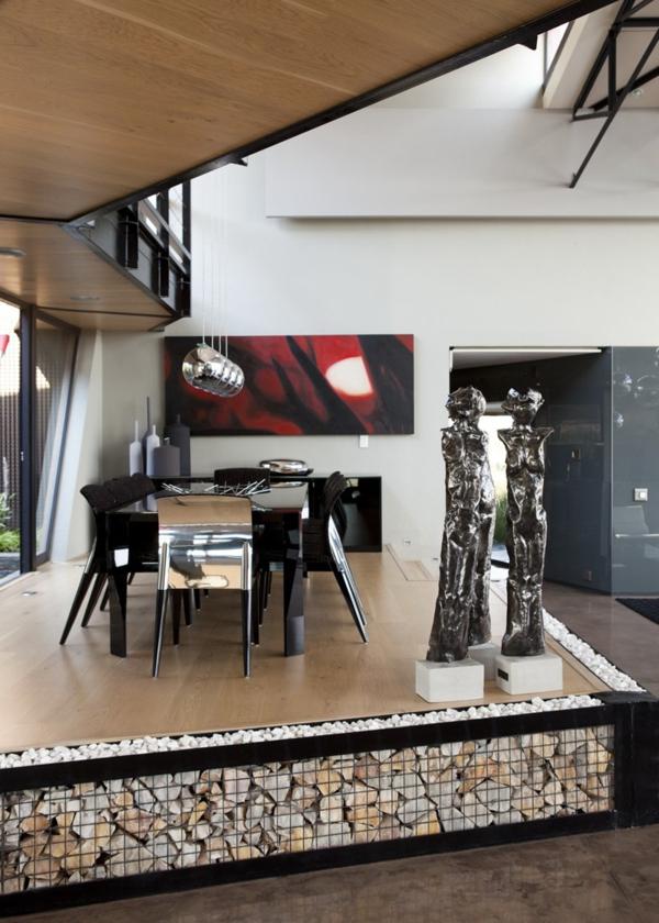 extravagante-wohnideen-für-esszimmer-sehr-interessantes-interieur