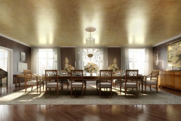 extravagante-wohnideen-für-esszimmer-super-tolles-aussehen