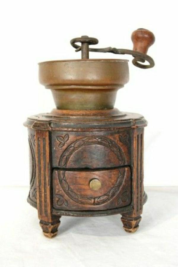 französiche-Kaffee-Mühle