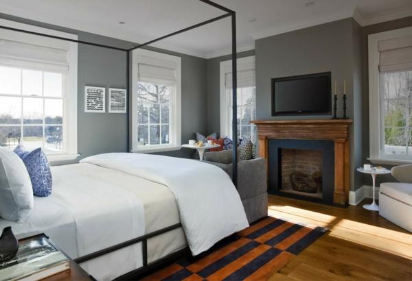 Modernes schlafzimmer einrichten  Gästezimmer einrichten - 50 wunderbare Ideen! - Archzine.net