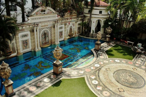 96 verblüffende Fotos vom Garten Pool!