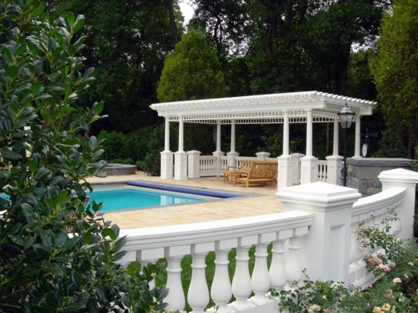 garten-pool-kreative-architektur-weiße-gestaltung