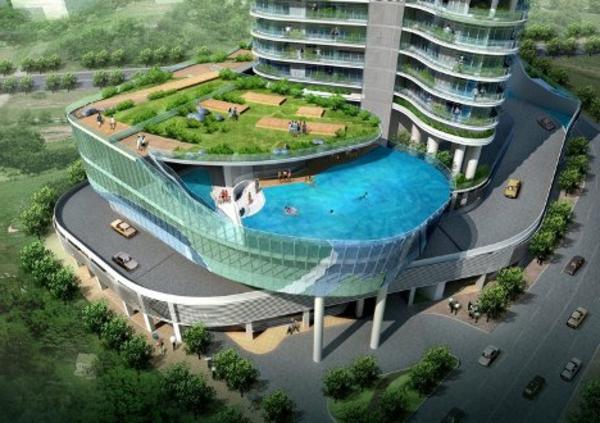 garten-pool-luxuriöses-gebäude-foto-von-oben-gemacht