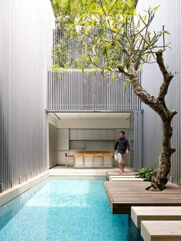 garten design baum. Black Bedroom Furniture Sets. Home Design Ideas