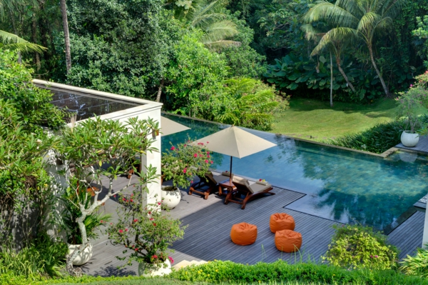 garten-pool-tolles-design-grünes-gras-umgebung