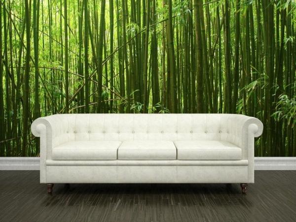 40 Ideen Mit Fototapete Wald U2013 Lassen Sie Die Natur Ins Haus!