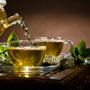 Grüner Tee für ein langes gesundes Leben!