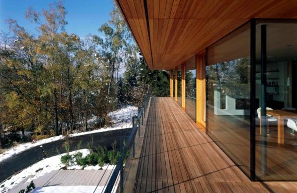 holzfliesen terrasse innenr ume und m bel ideen. Black Bedroom Furniture Sets. Home Design Ideas