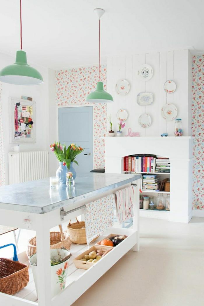 küche-ideen-pastellfarben-farbpaletten-tapeten-ideen