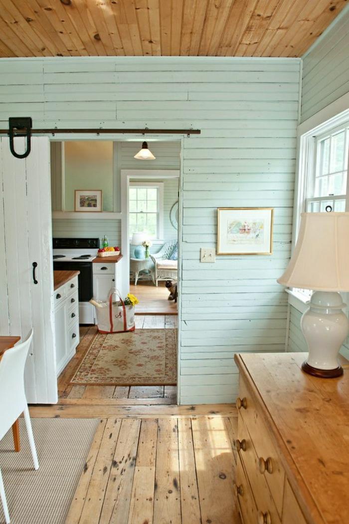 küche-wandgestaltung-holz-schöne-wände-wohnzimmer-wandgestaltung