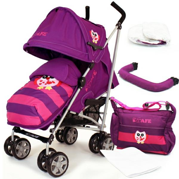 kindermode-buggy-kinderwagen-babywagen-kinderwagen-günstig-kinderwagen-buggy-kinderwagen-mit-schlafsack-in-lila