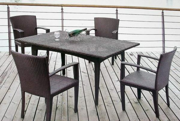 korbst hle f r esszimmer 36 tolle designs. Black Bedroom Furniture Sets. Home Design Ideas