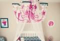 24 ultramoderne Kronleuchter in Pink: richtig klasse!