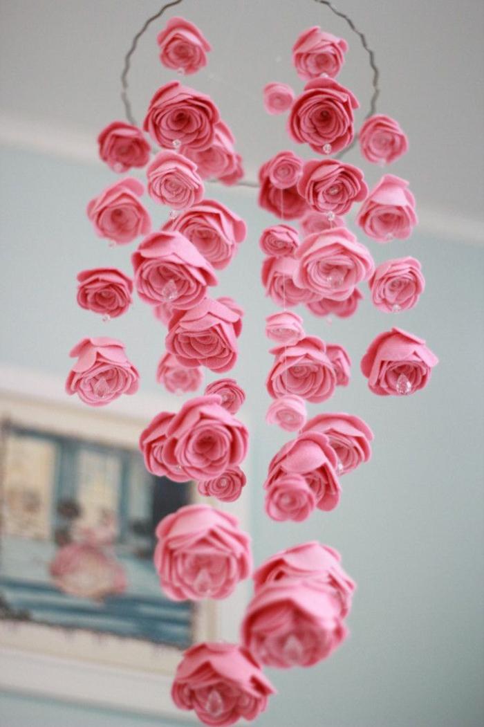 24 ultramoderne kronleuchter in pink: richtig klasse!   archzine.net