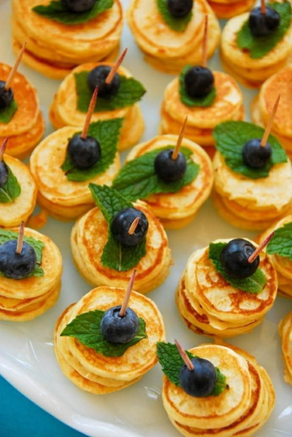 mini-pfankuchen-gesunde-frühstücksideen-leckeres-frühstück-gesundes-frühstück-rezepte-