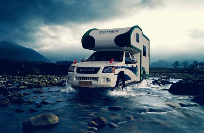 mini-wohnwagen-cooles-auto-professionelles-foto