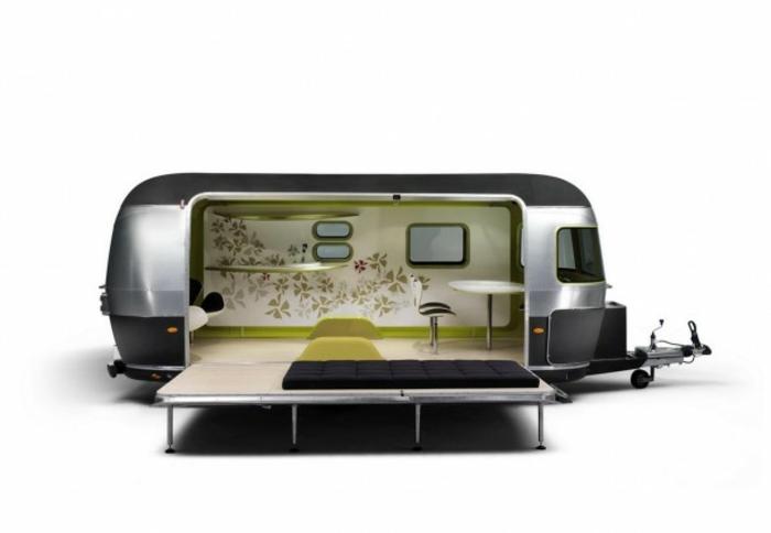52 super praktische mini wohnwagen - Modernes mobeldesign ...