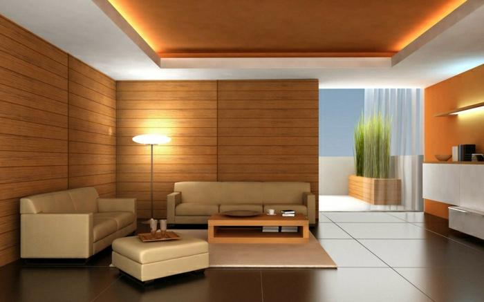 minimalistisches-design-wohnzimmer