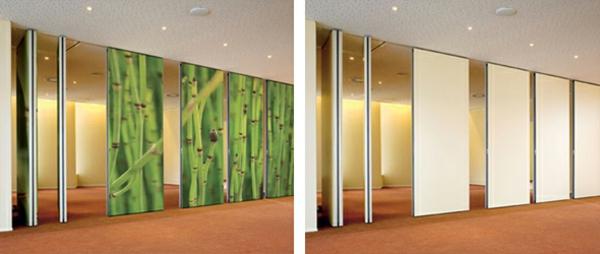 mobile-trennwände-zwei-kreative-fotos vom modernen interieur
