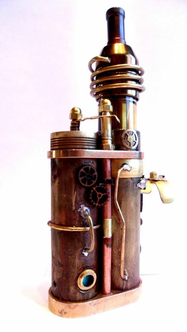 moderne-e-zigarette-kreatives-design - tolles modell